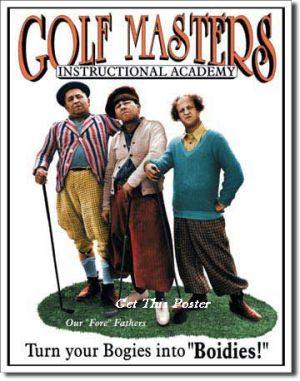 3 Stooges Golf Masters