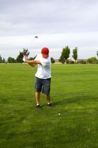 The Controlled Golf Swing and Timing