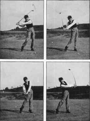 Golf Swing Analyzis