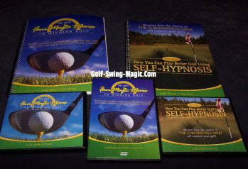 The New Four Magic Moves to Winning Golf Whole Package
