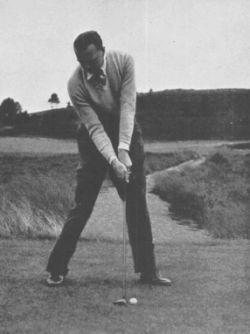 Preparatory Movements For the Golf Swing