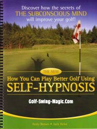 Book Cover of You Can Play Better Golf With Self Hypnosis